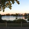 Local Park at Dusk