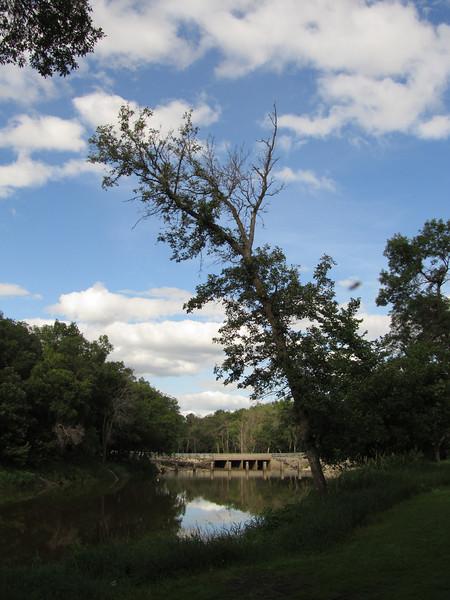 Lasalle River Dam