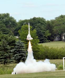 Upscale Orbital Transport liftoff  Photo by Kevin Trueblood