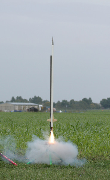 CIA Launch at Rantoul Aviation Center 10/13/2007