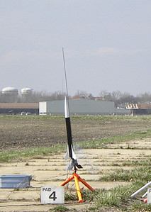 Second attempt to launch Gary Slater's Initiator. photo by Christopher Brian Deem