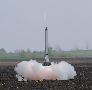 CIA Launch at Rantoul 3/24/2012