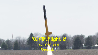 CIA Launch at Rantoul 4/19/2014