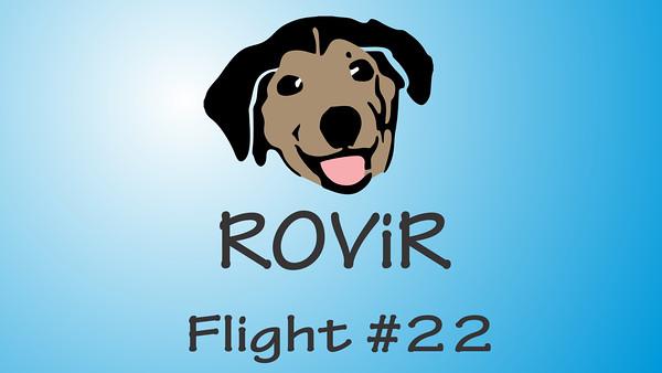ROViR flight 22