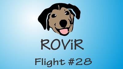 ROViR Flight 28 Video