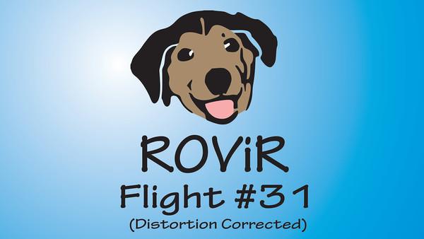 ROViR Flight 31 Video (Defished)