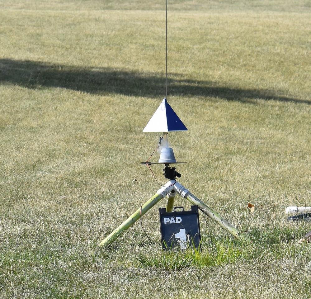 John Hall's Pyramid on an E9-4.