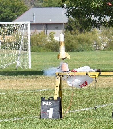 CIA launch at Dodds Park 9/16/2017