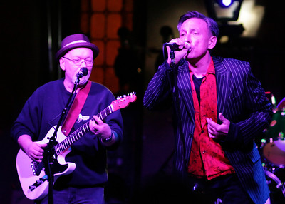 """Bob """"Bubs"""" McKeag and Frank Czuri of the Igniters"""