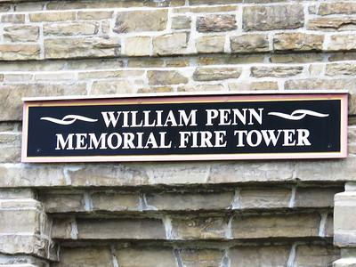 firetower sign