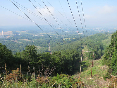 view from Neversink Mountain, June 25, 2016