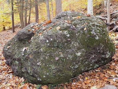 big boulder, November 5, 2015