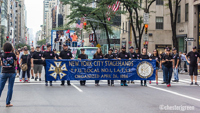 NY Labor Day Parade