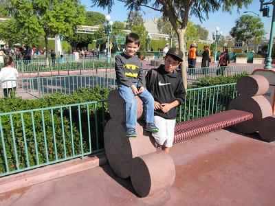 Disneyland December 2011