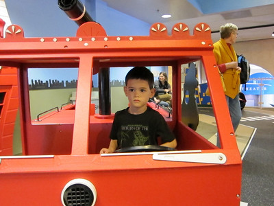 Science Museum February 2011
