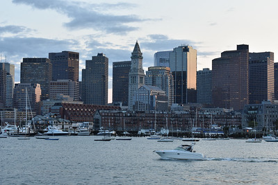 Boston Sunset Cruise