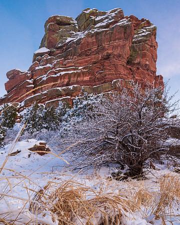 Red Rocks. Colorado. November 22, 2019