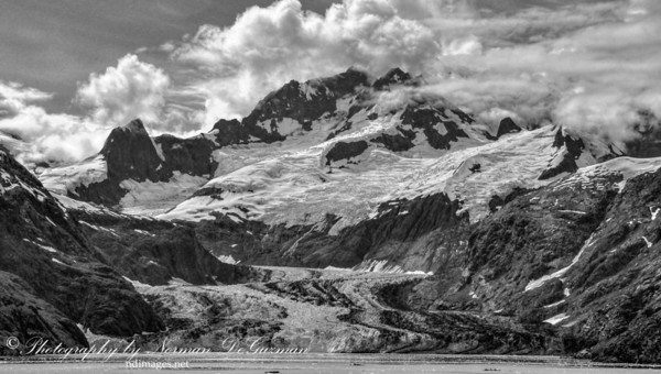 Glacier Bay, Alaska. Aug 9, 2009