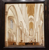 Loved this painting by Pieter Jansz Saenredam of the interior of St. Bavo Church, Haarlem (1660)