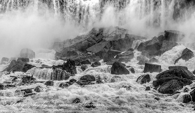 Bottom of American Falls