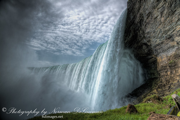 Under the Falls, Horseshoe Falls