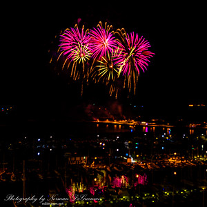 July 4th Celebration in Waikiki