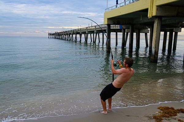 Dania Pier and Beach