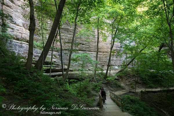 Trail to LaSalle Canyon