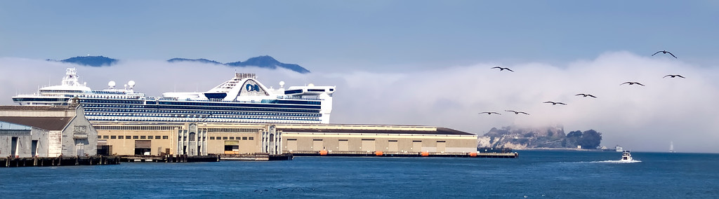 San Francisco Cruise Ship