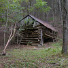 We wish this old cabin near the AT could tell its stories.