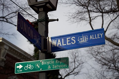 Wales Alley