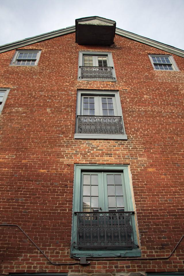 Early American Warehouse