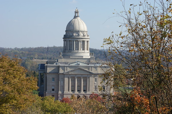 Kentucky State Capital, Frankfort, KY