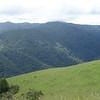 Loma Prieta Mountain in the clouds