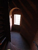 Inside Assateague Light House, Chincoteague, VA