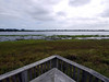 The observation deck on the Marsh trail, Chincoteague, VA