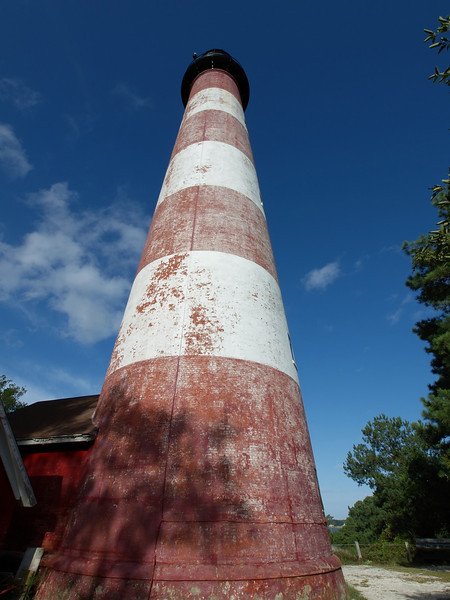 Assateague Light House, Chincoteague, VA