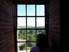 Inside Assateague Light House, Chincoteague, VA