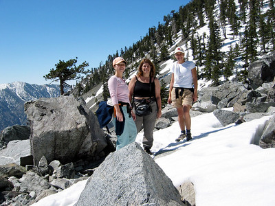 Mt. Baldy Ski Hut Trail May 2006