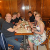 after eating at Wo Hop in Chinatown (Mott St), we went for shopping and dessert at Ferrara's in Little Italy