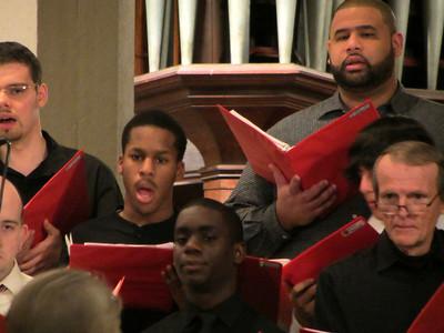 2011-12-11 Songcatchers Christmas Concert excerpts