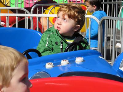 2014-10-05 going to the Maria Regina fair