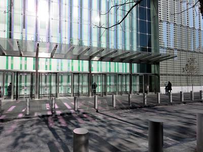 2015-01-08 Exploring WTC near Chris' office