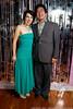 Rachel and Jeff at the Vegan Prom!