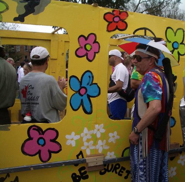 Peace Lovin' Hippies
