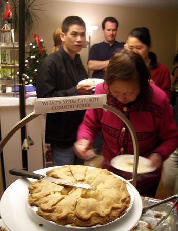 Kim Wong's Holiday Party - November 25, 2006