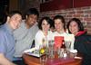 Andrew 'xx, Vishal '89, Rachel '92, Kristin 'xx, and Nancy 'xx