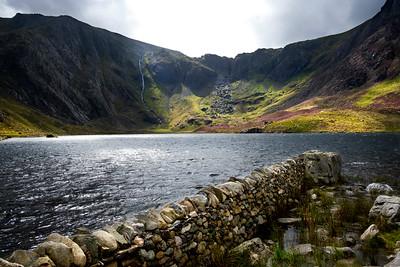 """Llyn Idwal"", Snowdonia North Wales"