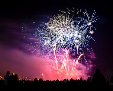 Fireworks 2009 All photos (c) Rosanna Ashworth-Jones.  Please ask before using!