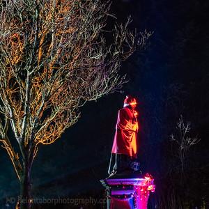 Illuminated Winter Wonderland by night-17